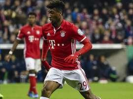 Bayern Munich won 9-1 in a friendly against Erlangen-Bruck. AFP