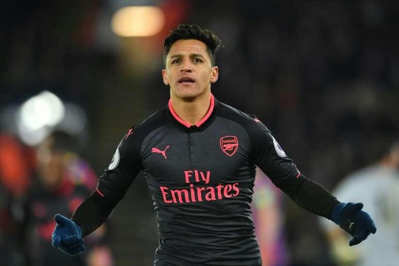 Sanchez will provide options. AFP