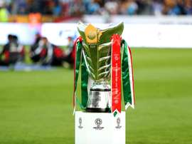 La Chine veut l'organisation de la Coupe d'Asie. AFP