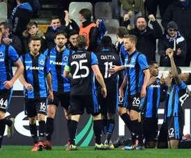 Point final au championnat belge, Bruges champion ? AFP