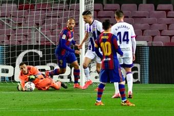 Masip pourrait faire son retour à Barcelone. AFP