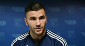 Anthony Lopes évoque la double confrontation contre la Juve. AFP