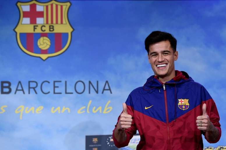 Who will replace Coutinho? AFP