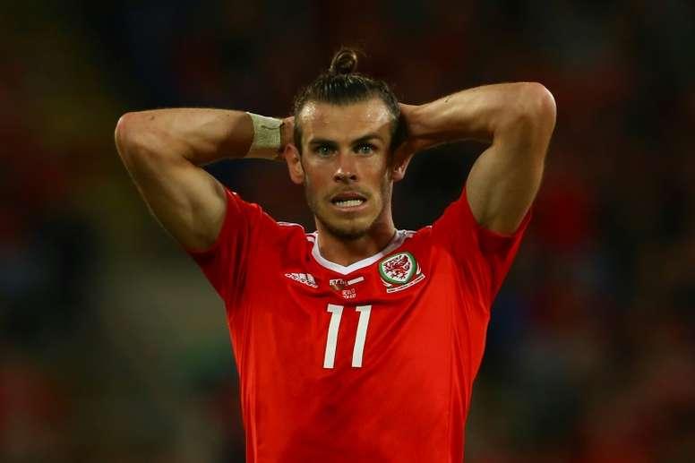 Le Pays de Galles n'a pas réussi à se qualifier. AFP