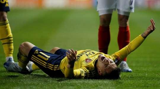 Empresa prevê que haverá muito mais problemas físicos na Premier League. AFP