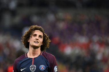 Rabiot remains a target for Barcelona. AFP
