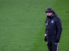 Le sort de Joachim Löw se jouera le 4 décembre. AFP