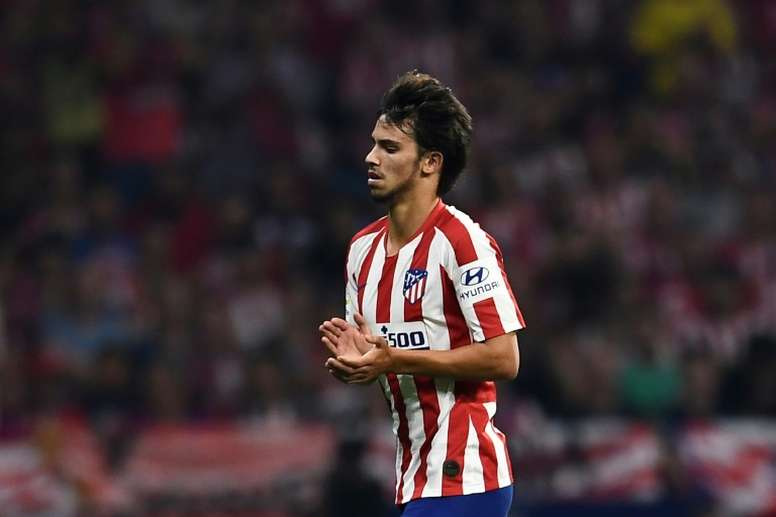 Joao Felix, centenary: a combination of illusion and caution. AFP