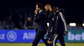 Trolean a Vinicius ¡por un piropo a Benzema! AFP