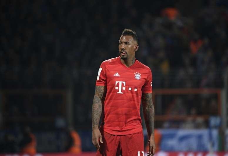 Chelsea et Arsenal s'intéressent à Jérôme Boateng. AFP