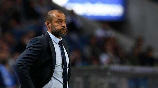 Nuno admitted Wolves were lucky to win. AFP