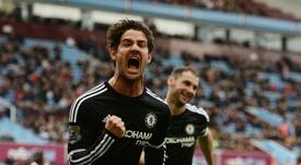 Alexandre Pato teve passagem discreta pelo Chelsea. AFP