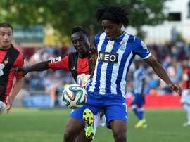 Joris Kayembe défendra les couleurs de Nantes la saison prochaine. AFP