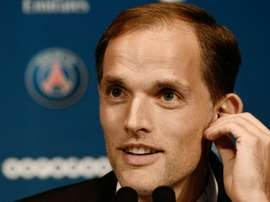 Tuchel recently signed as PSG's new head coach. AFP