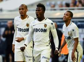 Monaco win comfortably in Falcao absence. AFP