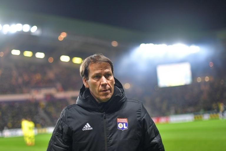 OL : Rudi Garcia défend sa gestion des jeunes joueurs