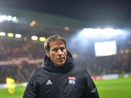 Rudi Garcia no se fía de la Juve. AFP