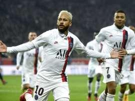 Suivez en direct Dortmund - PSG. AFP