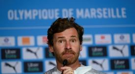 Villas-Boas analyse le FC Metz. AFP