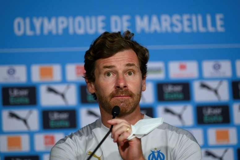 Villas-Boas elogió a Guardiola. AFP