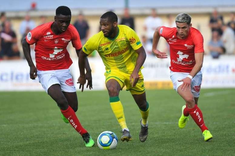 Marcus Coco victime d'une rupture du ligament croisé . Goal
