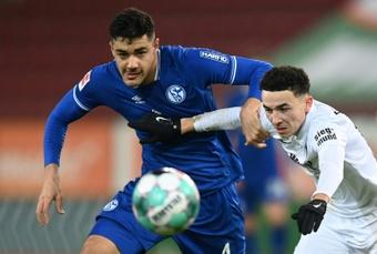 El Schalke 04 recibirá a un 'Gladbach en declive. AFP/Archivo