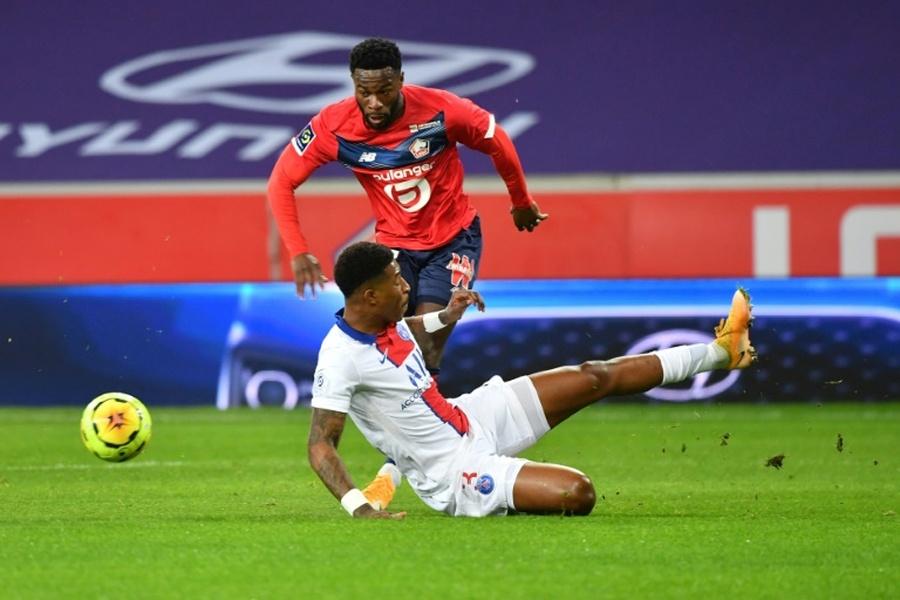 Kimpembe - XI ideal do PSG para a 2021-22