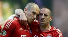 Ribery pourrait rejoindre la Serie A. AFP