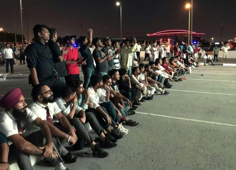scène de rencontre à Doha Vitesse de rencontre activité de groupe