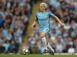 Nasri pourrait rejoindre West Ham. AFP