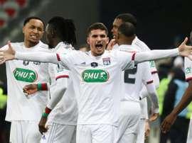 Les compos probables du match de Ligue 1 entre Metz et Lyon. AFP
