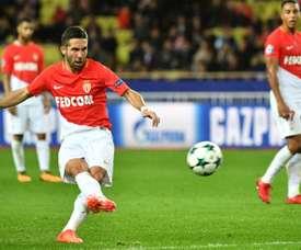 Moutinho, no Monaco até 2020. AFP