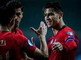 Les compos probables du match de qualification à l'Euro. AFP