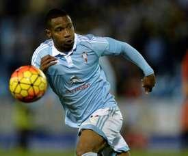 Beauvue jugará cedido en el Caen. AFP
