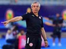 Les Tunisiens ont retenu leur souffle jusqu'au bout. AFP