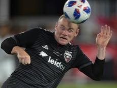 Wayne Rooney, lors dun match de MLS face aux Whitecaps de Vancouver. AFP