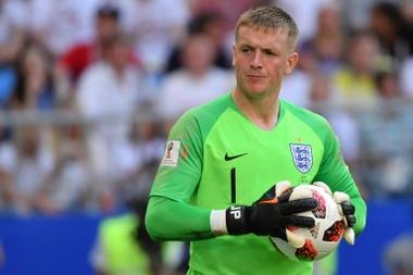 El United estaría interesado en Pickford. AFP