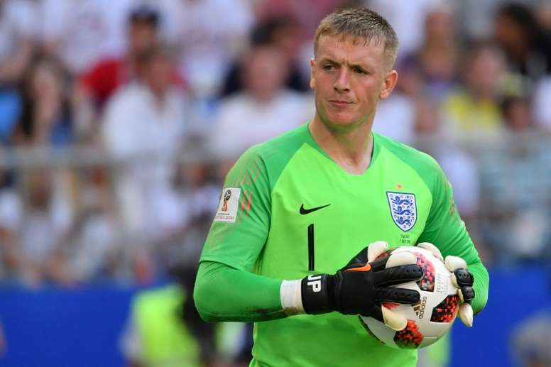 Pickford analizó la semifinal. AFP