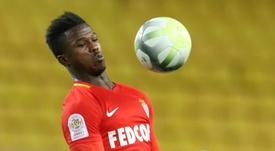 Keita Baldé vers la Sampdoria. AFP