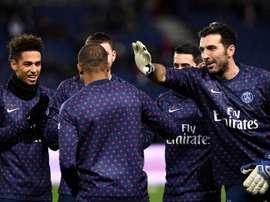 Paris Saint Germain pode ser suspenso! AFP