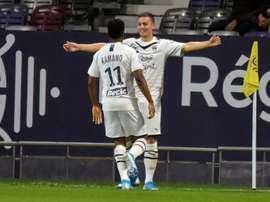 Bordeaux maîtrise son sujet. AFP