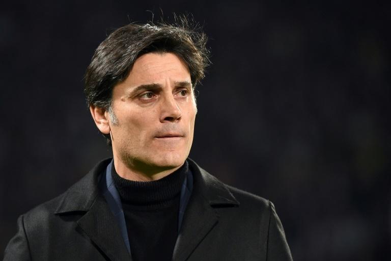 Italie: l'entraîneur Montella limogé par la Fiorentina