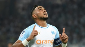 Payet anotó dos de los cuatro goles al Toulouse. AFP