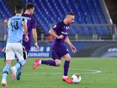 La Lazio repart de l'avant aux dépens de la Fiorentina. AFP