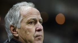 L'entraîneur français René Girard. AFP