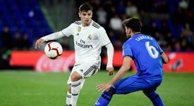 Zidane espera una oportunidad. AFP