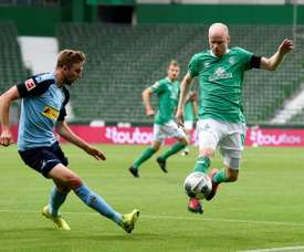 Leverkusen s'effondre, M'Gladbach souffre. afp