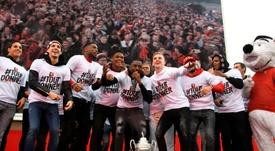 La copa nacional más internacional: ¡se juega en cuatro continentes!. AFP