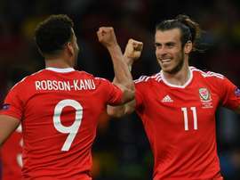 Robson-Kanu may miss out as he is still looking for a new club. AFP