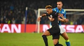 Le Napoli va doubler le salaire de Maksimovic. AFP